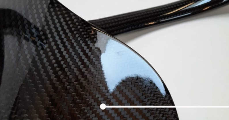Carbon fibre laminate does not generate any shadows in x-ray imaging and is a perfect selection to health care imaging instruments.