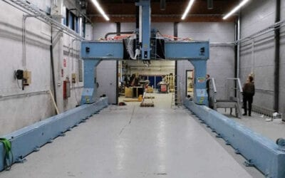 We invest in 5-axis milling machine